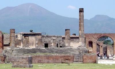 Pompei:Tour guidato