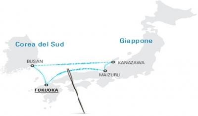 Crociera Giada: Giappone e Corea del Sud