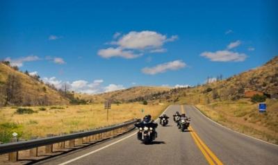 Moto: dal Canada a Yellowstone