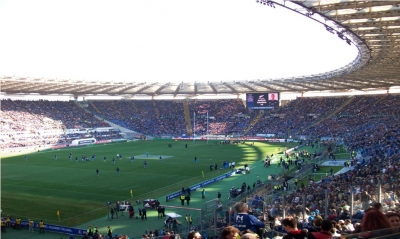 rugby - stadio olimpico