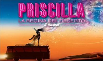 Priscilla La regina del deserto  Roma