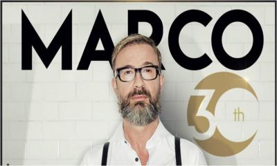 Marco Masini 30th-Lecce