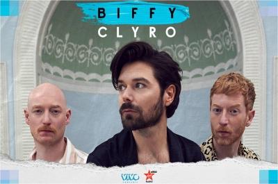 Biffy Clyro Roma