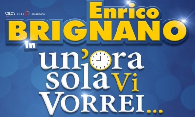 ENRICO BRIGNANO ROMA