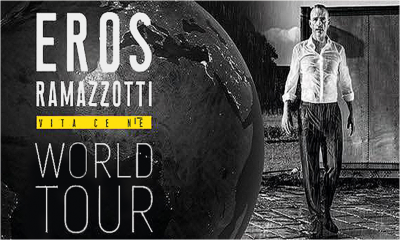 Eros Ramazzotti Firenze
