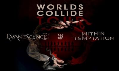 Evanescence + Within Temptation Assago