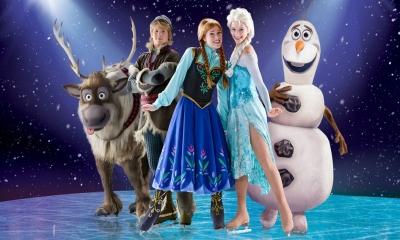 Disney On Ice - FROZEN - Milano