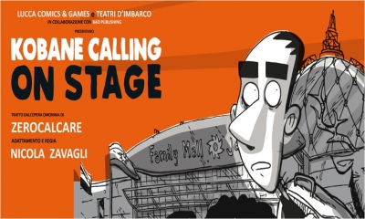 Kobane Calling on Stage MILANO