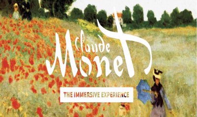 Claude Monet The Immersive Experience