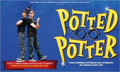 Potted Potter ROMA