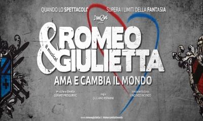 Romeo e Giulietta ama e cambia il mondo - Milano