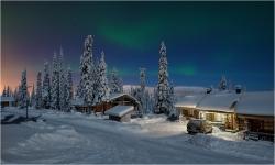 Finlandia - Kuusamo