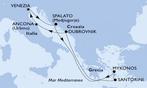 Croazia e Grecia