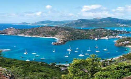 Triangolo dell'Est&Antigua