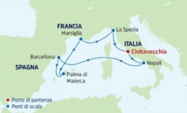 Italia, Francia e Spagna