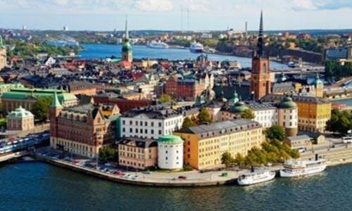 Germania, Svezia, Estonia, Russia e Danimarca