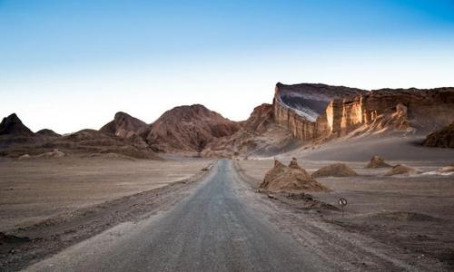 Cile tra Deserti&Ghiacciai