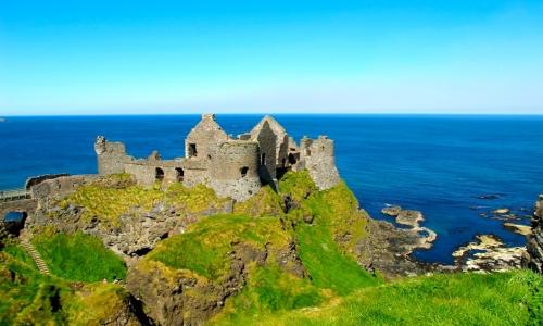Panorami del Nord Irlanda