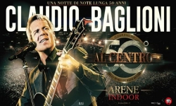 Claudio Baglioni Arena di Verona