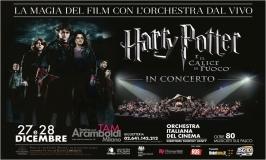Harry Potter e il Calice di Fuoco™ in Concerto  MILANO