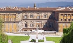 Palazzo Pitti e la Galleria Palatina - Firenze
