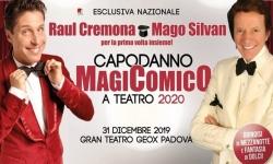 Capodanno MagiComico Padova