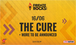 The Cure  Firenze