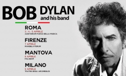 Bob Dylan Firenze