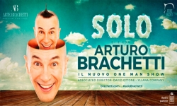 Arturo Brachetti Solo  - Milano