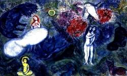 Chagall - Sogno di una notte d'estate
