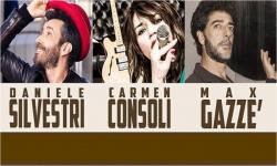 Collisioni: Silvestri, Consoli, Gazzè