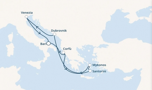 Grecia e Croazia