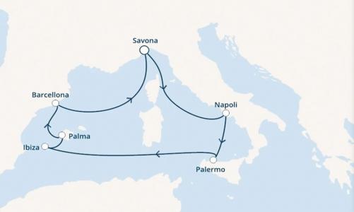 Baleari e Spagna