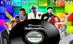 Capodanno 2020 music R-evolution FIRENZE