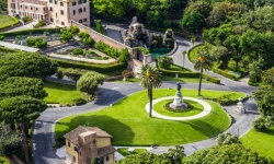 Giardini vaticani:Tour guidato in italiano + Musei Vaticani