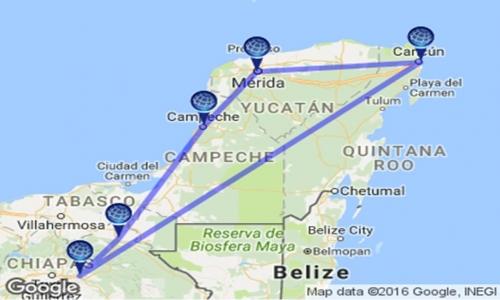 Yucatan&Chiapas