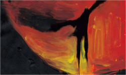 L'angelo di fuoco