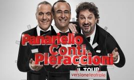 Panariello-Conti-Pieraccioni MILANO