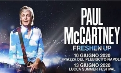 Paul McCartney Lucca