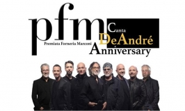 PFM canta De Andrè ANCONA