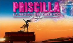 Priscilla la Regina del deserto Milano