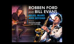 Robben Ford & Bill Evans - Nichelino