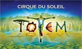TOTEM - Cirque du Soleil ROMA
