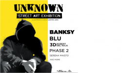 UNKNOWN - Street Art Exhibition